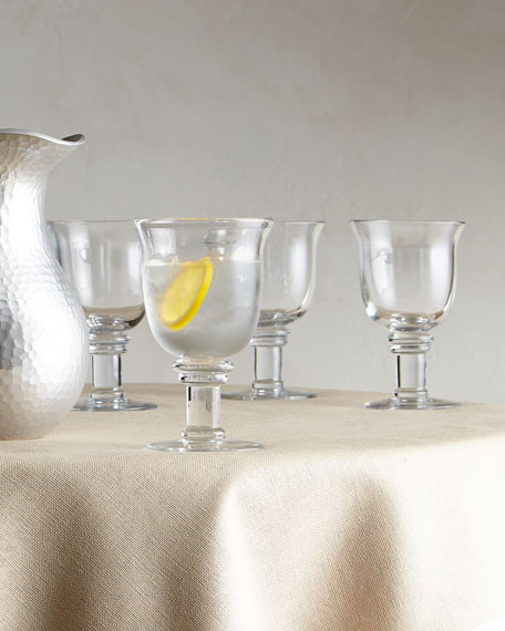 Savannah Wine Glasses, Set of 4