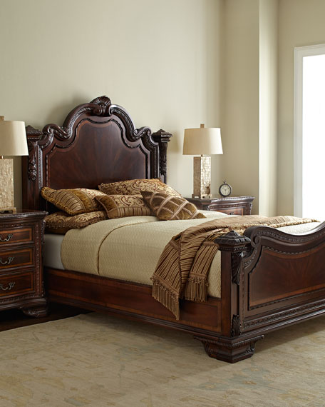 Francesca Queen Bed