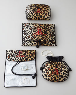 Zazendi Leopard Travel Accessories
