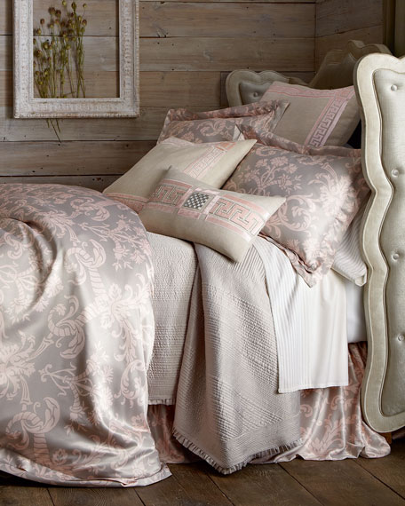 King Battersea Quilted Coverlet