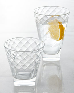 Quilted Glassware