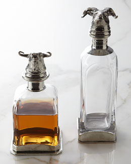 Arte Italica Animale Decanters