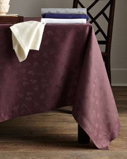SFERRA Fan Flower Table Linens