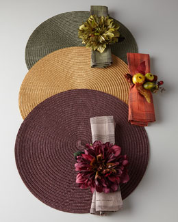 Deborah Rhodes Fall Table Linens