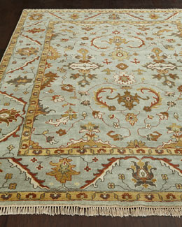 River Oak Oushak Rug