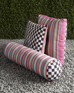 MacKenzie-Childs Ice Pop Outdoor Pillows