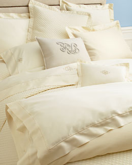 Ralph Lauren 624-Thread-Count Sateen Bedding