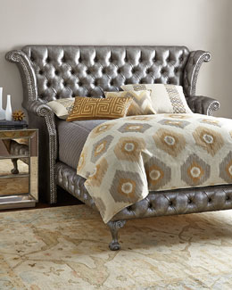 NM EXCLUSIVE Carter Platinum Bed