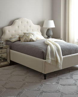 Ashlyn Upholstered Bed
