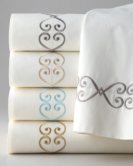NM EXCLUSIVE Embroidered Charleston Sheets