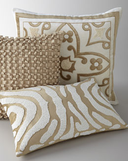 Golden Pillows