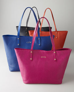 Graphic Image Personalized Totes