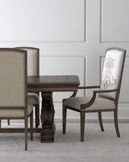 Donabella Dining Furniture with Upholstered Seating