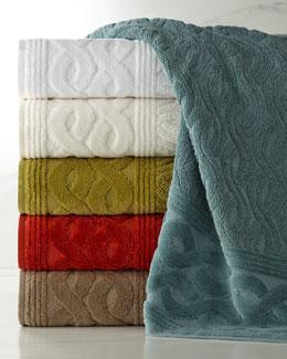 Cobra Trading Chain Links Towels