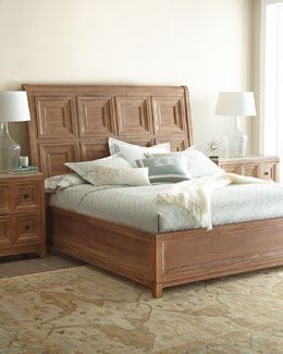 Estrada Bedroom Furniture with Platform Beds