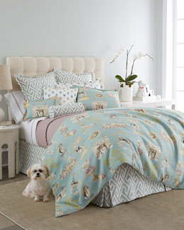Jane Wilner Designs Dog Show Bedding