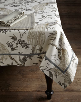 Legacy Woodside Winter Tablecloths