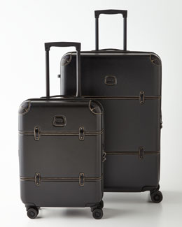 Bric's Bellagio Black Luggage Collection