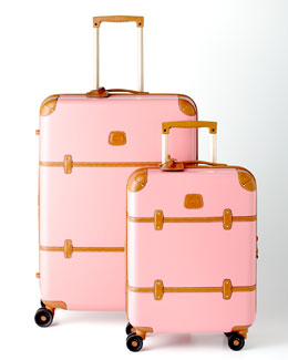 Bric's Bellagio Pink Luggage Collection