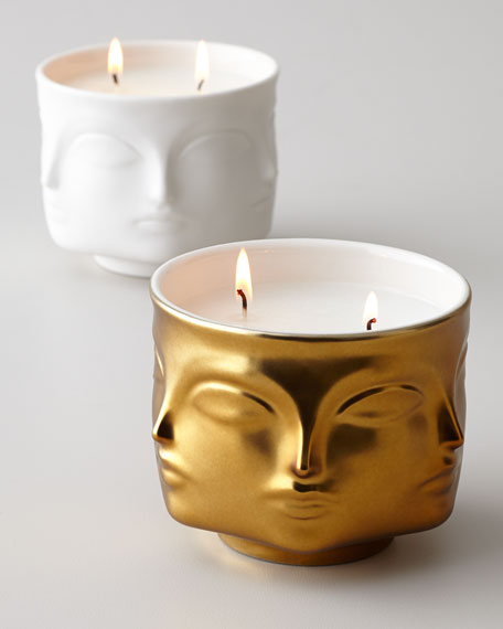 Gold Muse Candle