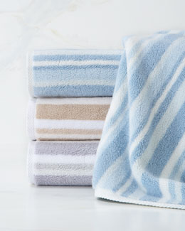 Waterworks Studio Studio Stripe Towels