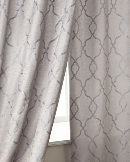 "Each 108""L Caroline Curtain"