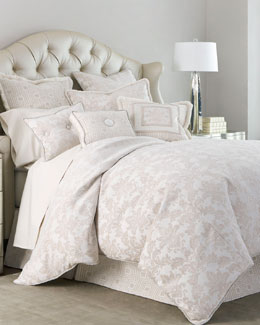 Dian Austin Villa Crystal Clear Bedding
