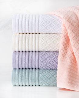Cobra Trading Diamond Towels