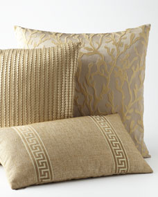D.V. Kap Home Taylor Pillows