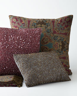 Desiree Pillows & Nashik Throw
