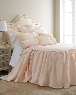 Pink Bouquet Bedding