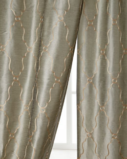 Creative Threads Viola Curtains