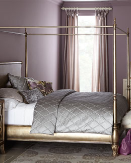 Caterina Canopy Bedroom