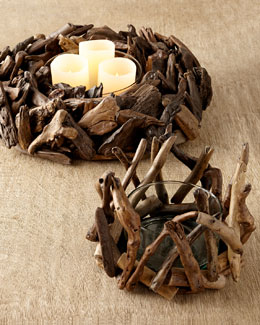 Riverwood Candleholder