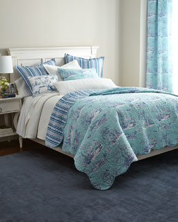 Hampstead Toile Bedding