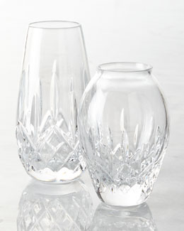 Waterford Candy & Honey Bud Vases