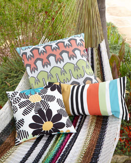 Missoni Home Collection Patterned Outdoor Pillows
