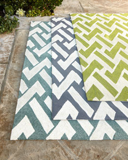 Lattice Indoor/Outdoor Rug