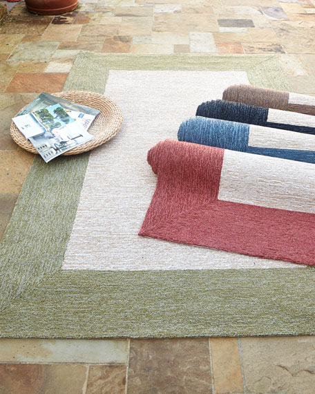 "Newport Indoor/Outdoor Rug, 3'5"" x 5'5"""