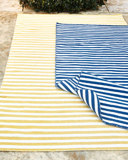Mini Stripe Indoor/Outdoor Rug
