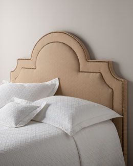 Massoud Kendall Quilted Headboard