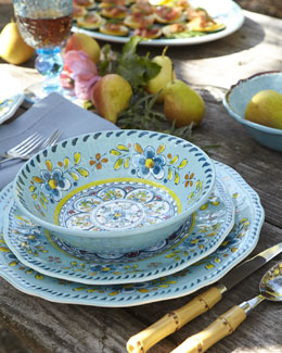 Madrid Melamine Dinnerware