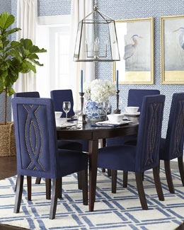 Coastal Modern Dining Room