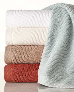 Kassatex Marseilles Towels