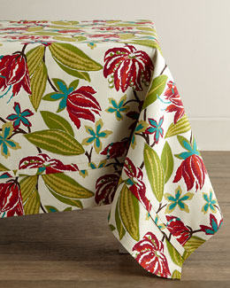Legacy Bright Floral Tablecloths