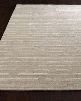 Linear Maze Rug