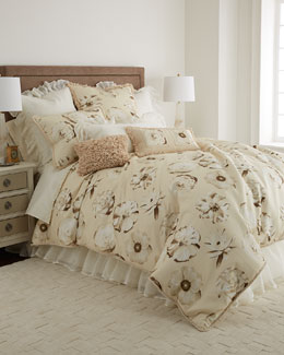 Dian Austin Couture Home Sophisticated Bloom Bedding