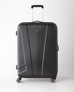 Black Hardside Luggage