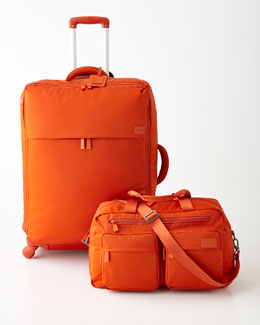 Tangerine Luggage