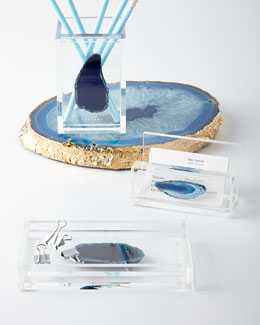 Eiro Desk Accessories &Travessa Platter